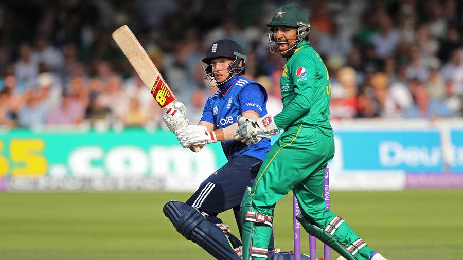 England seal comfortable four-wicket win despite Sarfraz Ahmed hundred