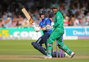 Joe Root pulls through square leg, England v Pakistan, 2nd ODI, Lord's, August 27, 2016