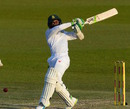 Temba Bavuma tries to put a short ball away, South Africa v New Zealand, 2nd Test, Centurion, 3rd day, August 29, 2016