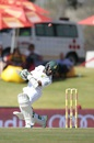 Temba Bavuma gets out of the way of a bouncer, South Africa v New Zealand, 2nd Test, Centurion, 4th day, August 30, 2016