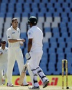Tim Southee dismissed Vernon Philander before South Africa declared, South Africa v New Zealand, 2nd Test, Centurion, 4th day, August 30, 2016
