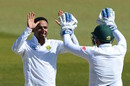 Dane Piedt was the only bowler to strike in the second session, South Africa v New Zealand, 2nd Test, Centurion, 4th day, August 30, 2016