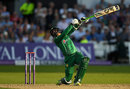 Azhar Ali was caught at third man for 13, England v Pakistan, 3rd ODI, Trent Bridge, August 30, 2016
