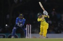 George Bailey played an excellent knock in spin-friendly conditions, Sri Lanka v Australia, 4th ODI, Dambulla, August 31, 2016