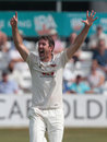 David Masters collected a seven-wicket haul, Essex v Worcestershire, County Championship, Division Two, Chelmsford, 1st day, August 31, 2016