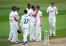 Tom Westley picked up a couple of wickets with his offspin, Essex v Worcestershire, County Championship, Division Two, Chelmsford, 3rd day, September 2, 2016