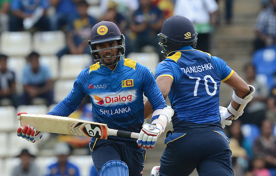 Sri Lanka break ODI drought to level series