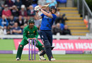 After a slow start Ben Stokes started to cut loose, England v Pakistan, 5th ODI, Cardiff, September 4, 2016