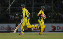 George Bailey and David Warner revived Australia's chase, Sri Lanka v Australia, 5th ODI, Pallekele, September 4, 2016