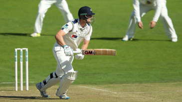 Alex Lees got Yorkshire's innings off to a good start