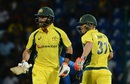 David Warner and Glenn Maxwell got Australia off to a flier, Sri Lanka v Australia, 1st T20I, Pallekele, September 6, 2016