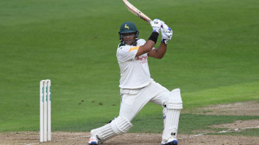 Samit Patel's century provided resistance
