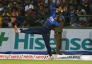 Chamara Kapugedara tries to take a catch at the boundary, Sri Lanka v Australia, 1st T20I, Pallekele, September 6, 2016