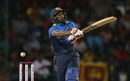 Chamara Kapugedara smashed 43 off 25 balls, Sri Lanka v Australia, 1st T20I, Pallekele, September 6, 2016