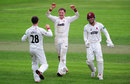 Dominic Bess claimed figures of 6 for 28, Somerset v Warwickshire, County Championship, Division One, Taunton, 1st day, September 6, 2016