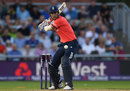 Alex Hales got the innings going with 37 off 26, England v Pakistan, only T20, Old Trafford, September 7, 2016