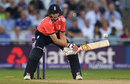 Joe Root attempts to improvise, England v Pakistan, only T20, Old Trafford, September 7, 2016