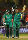 Sharjeel Khan struck a 30-ball fifty, England v Pakistan, only T20, Old Trafford, September 7, 2016