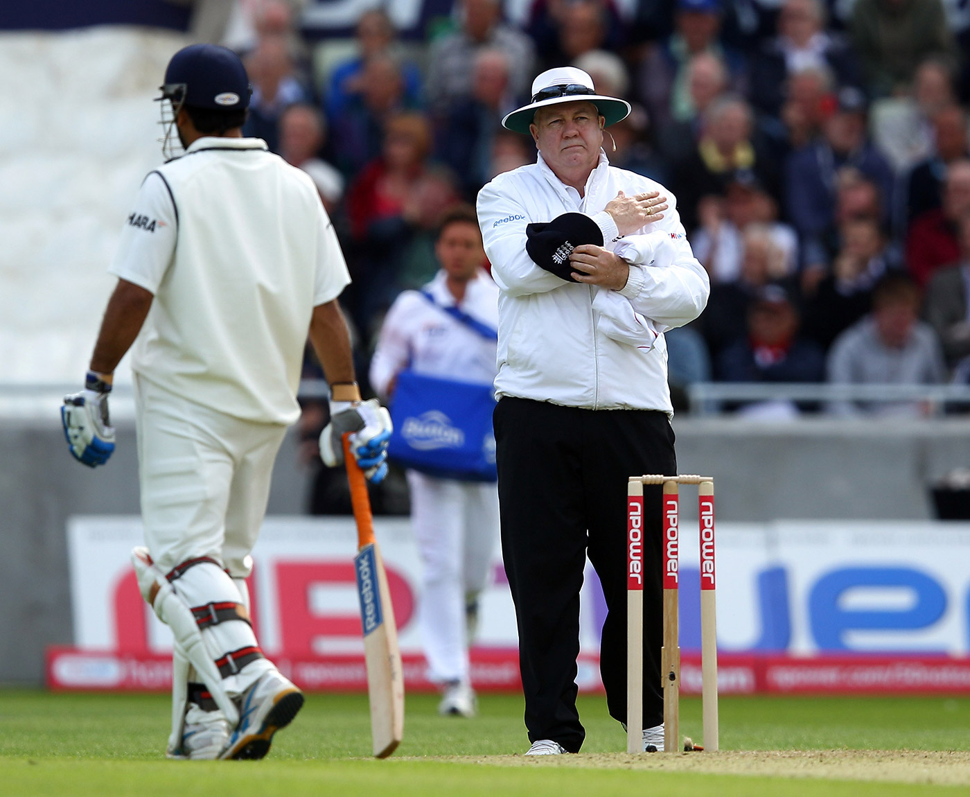 If we eliminate the idea of umpire's call, and with it the idea of the marginal decision itself, is there a need for the umpire?