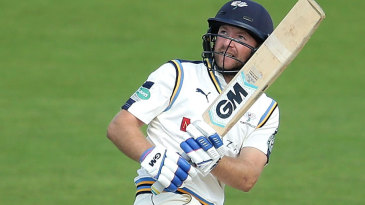 Adam Lyth's hundred set up the Yorkshire declaration