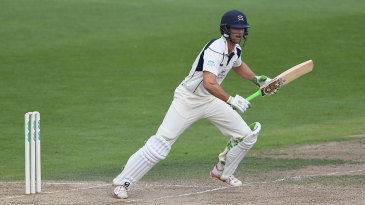 James Franklin completed Middlesex's chase