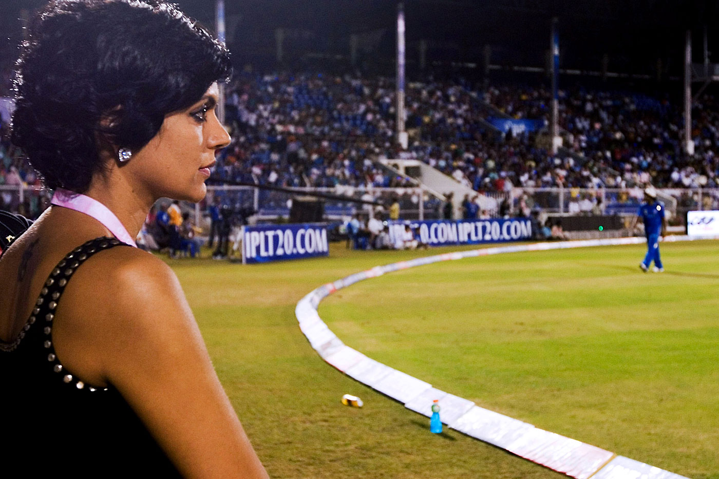 When actor Mandira Bedi took to anchoring cricket broadcasts in 2003, it led to a role as a cricket-crazy schoolteacher in <i>Meerabai Not Out</i>, in which Anil Kumble made an appearance