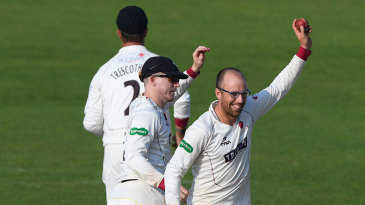 Jack Leach finished with 6 for 64