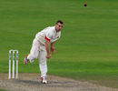 Steven Croft bowls for Lancashire, Lancashire v Middlesex, Specsavers Championship Division One, Old Trafford, September 14, 2016