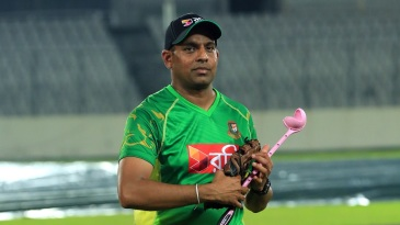 Thilan Samaraweera on his first day as Bangladesh's batting consultant