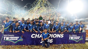 Albert Tuti Patriots were the champions of the first edition of the TNPL