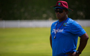 Hendy Springer oversees West Indies' training session, Dubai, September 19, 2016