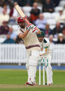 James Hildreth battled a foot injury, Somerset v Nottinghamshire, County Championship, Division One, Taunton, 1st day, September 20, 2016
