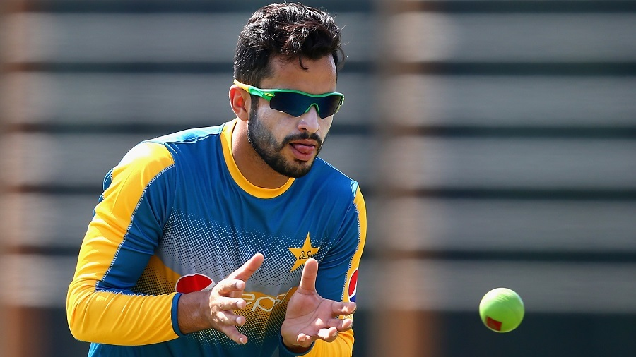 Pakistan spinner Nawaz banned