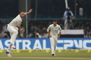 Mark Craig bowled a probing spell before lunch, India v New Zealand, 1st Test, Kanpur, 1st day, September 22, 2016
