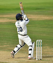 Azeem Rafiq profited down to third man, Middlesex v Yorkshire, County Championship, Division One, Lord's, 1st day, September 22, 2016
