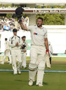 Tim Bresnan walks off unbeaten on 142, Middlesex v Yorkshire, County Championship, Division One, Lord's, 1st day, September 22, 2016