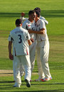 Hardus Viljoen picked up three more wickets, Kent v Essex, County Championship, Division Two, Canterbury, 3rd day, September 22, 2016