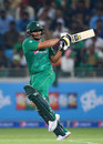 Khalid Latif pulls one fine, Pakistan v West Indies, 1st T20I, Dubai, September 23, 2016