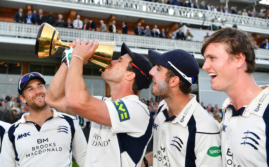 Nick Compton Announces Retirement From All Forms Of The Game