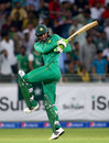 Shoaib Malik turns on the style, Pakistan v West Indies, 2nd T20I, Dubai, September 24, 2016