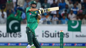 Khalid Latif pulls one away