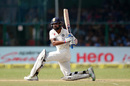 M Vijay sweeps, India v New Zealand, 1st Test, Kanpur, 4th day, September 25, 2016