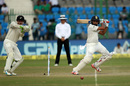 Rohit Sharma plays a square cut, India v New Zealand, 1st Test, Kanpur, 4th day, September 25, 2016
