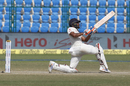 Ravindra Jadeja goes over the top, India v New Zealand, 1st Test, Kanpur, 4th day, September 25, 2016