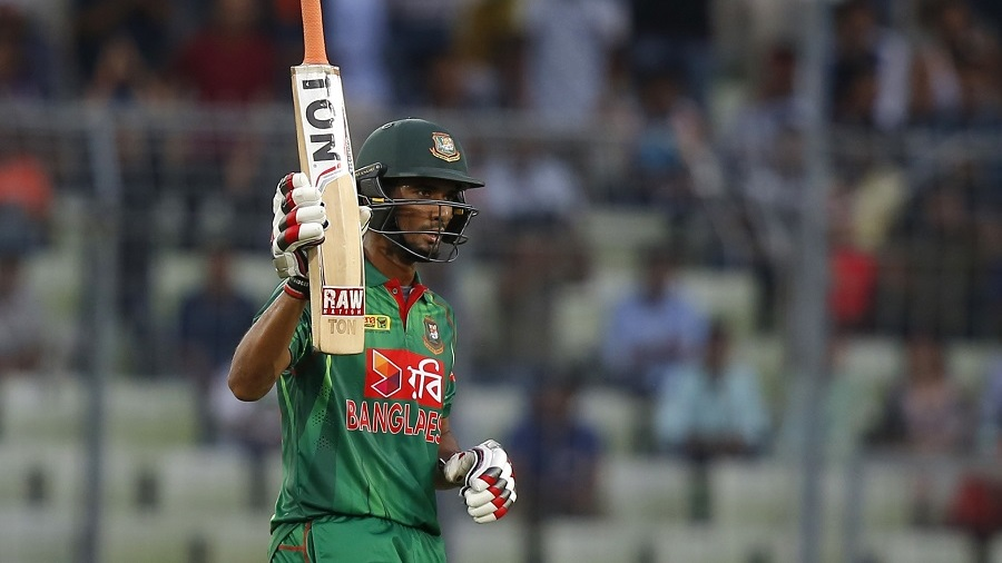 Mahmudullah acknowledges his fifty