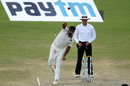 R Ashwin in his bowling stride, India v New Zealand, 1st Test, Kanpur, 4th day, September 25, 2016