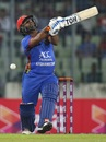 Mohammad Shahzad clubbed his way to 31 off 21 balls, Bangladesh v Afghanistan, 1st ODI, Mirpur, September 25, 2016