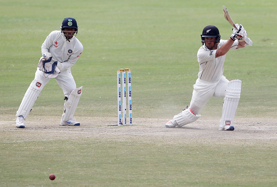 Team India Won the 1st Test Against NZ by 197 Runs