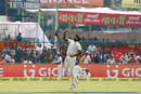 R Ashwin exults after taking a catch to dismiss Luke Ronchi, India v New Zealand, 1st Test, Kanpur, 5th day, September 26, 2016
