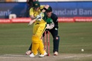 Steven Smith flicks to the leg side, Australia v Ireland, Only ODI, Benoni, September 27, 2016